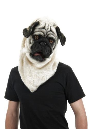 Mouth Mover Pug マスク ハロウィン コスプレ 衣装 仮装 小道具 おもしろい イベント パーティ ハロウィーン 学芸会