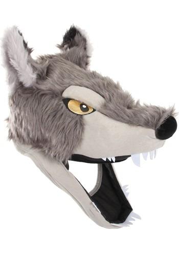 Wolf Jawesome 帽子 ハット ハロウィン コスプレ 衣装 仮装 小道具 おもしろい イベント パーティ ハロウィーン 学芸会