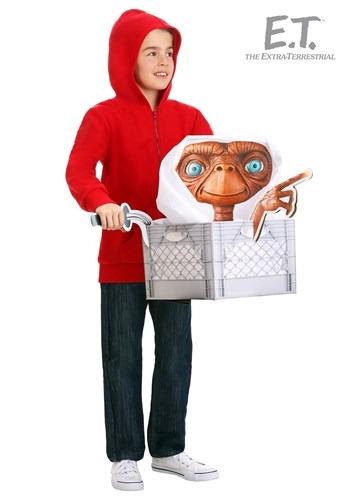 E.T. Elliot コスチューム Kit for キッズ ハロウィン コスプレ 衣装 仮装 小道具 おもしろい イベント パーティ ハロウィーン 学芸会