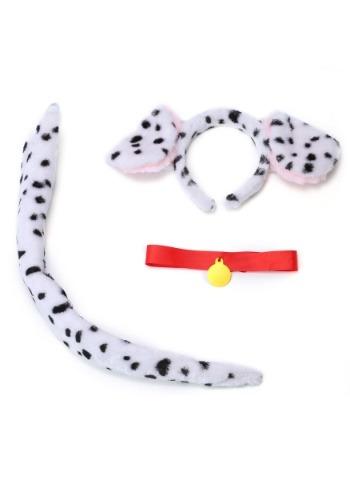 デラックス Dalmatian Kit クリスマス ハロウィン コスプレ 衣装 仮装 小道具 おもしろい イベント パーティ ハロウィーン 学芸会
