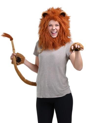 デラックス Lion Kit ハロウィン コスプレ 衣装 仮装 小道具 おもしろい イベント パーティ ハロウィーン 学芸会