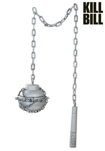 Kill Bill Gogo Yubari Chain Mace アクセサリー クリスマス ハロウィン コスプレ 衣装 仮装 小道具 おもしろい イベント パーティ ハロウィーン 学芸会