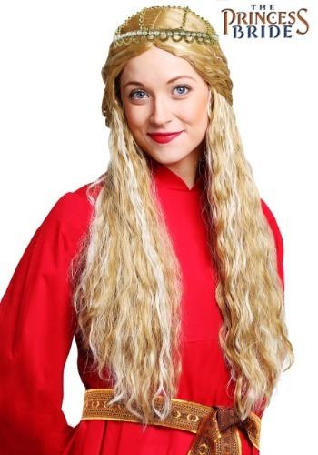 The Princess Bride Buttercup ウィッグ ハロウィン コスプレ 衣装 仮装 小道具 おもしろい イベント パーティ ハロウィーン 学芸会