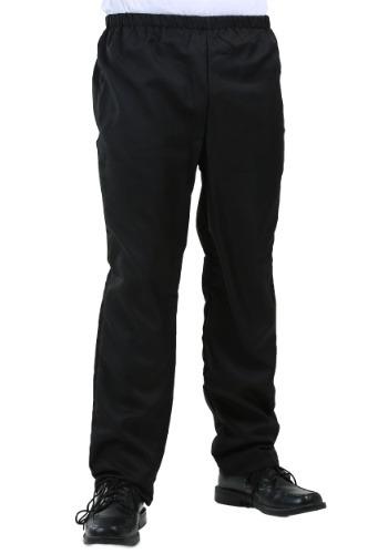 Mens ブラック Pants クリスマス ハロウィン コスプレ 衣装 仮装 小道具 おもしろい イベント パーティ ハロウィーン 学芸会