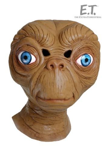 E.T. 大人用 マスク ハロウィン コスプレ 衣装 仮装 小道具 おもしろい イベント パーティ ハロウィーン 学芸会
