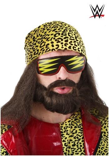 Randy Savage ウィッグ Kit ハロウィン コスプレ 衣装 仮装 小道具 おもしろい イベント パーティ ハロウィーン 学芸会
