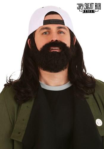 Silent Bob ウィッグ and Beard Kit ハロウィン コスプレ 衣装 仮装 小道具 おもしろい イベント パーティ ハロウィーン 学芸会