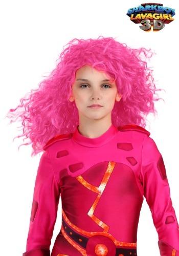 Lava女の子 キッズ ウィッグ クリスマス ハロウィン コスプレ 衣装 仮装 小道具 おもしろい イベント パーティ ハロウィーン 学芸会