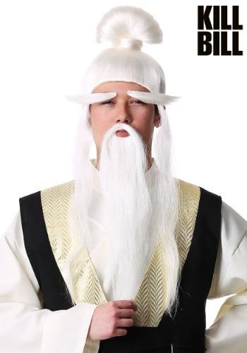 大人用 Kill Bill Pai Mei ウィッグ ハロウィン コスプレ 衣装 仮装 小道具 おもしろい イベント パーティ ハロウィーン 学芸会