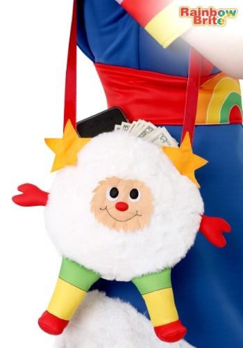 Rainbow Brite Sprite コスチューム Purse クリスマス ハロウィン コスプレ 衣装 仮装 小道具 おもしろい イベント パーティ ハロウィーン 学芸会