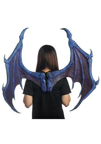 Ultimate Ice Blue ドラゴン 羽 ハロウィン コスプレ 衣装 仮装 小道具 おもしろい イベント パーティ ハロウィーン 学芸会