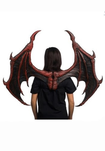 Ultimate レッド ドラゴン 羽 ハロウィン コスプレ 衣装 仮装 小道具 おもしろい イベント パーティ ハロウィーン 学芸会