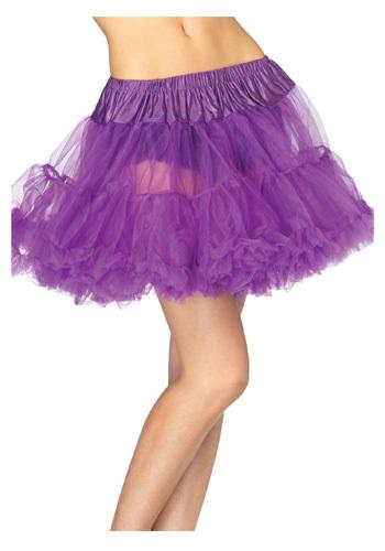 Purple Tulle Petticoat ハロウィン コスプレ 衣装 仮装 小道具 おもしろい イベント パーティ ハロウィーン 学芸会