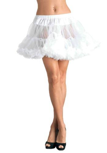ホワイト Tulle Petticoat ハロウィン コスプレ 衣装 仮装 小道具 おもしろい イベント パーティ ハロウィーン 学芸会