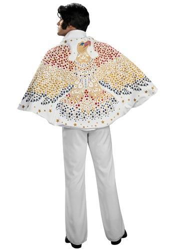 大人用 Elvis マント ケープ ハロウィン コスプレ 衣装 仮装 小道具 おもしろい イベント パーティ ハロウィーン 学芸会
