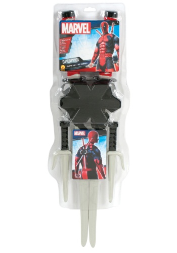 Deadpool Weapon Kit クリスマス ハロウィン コスプレ 衣装 仮装 小道具 おもしろい イベント パーティ ハロウィーン 学芸会