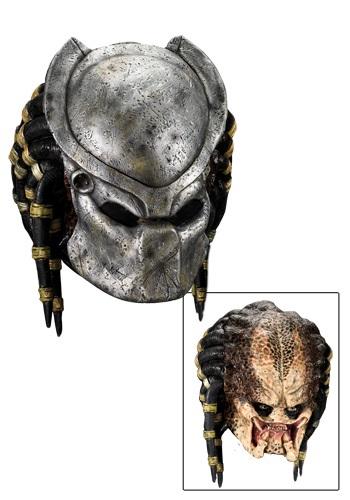 デラックス Predator マスク ハロウィン コスプレ 衣装 仮装 小道具 おもしろい イベント パーティ ハロウィーン 学芸会