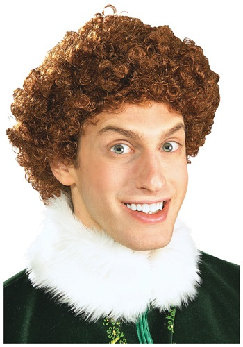 Buddy the Elf ウィッグ クリスマス ハロウィン コスプレ 衣装 仮装 小道具 おもしろい イベント パーティ ハロウィーン 学芸会