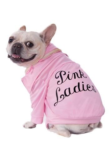 Grease Pink Ladies Jacket Pet コスチューム クリスマス ハロウィン コスプレ 衣装 仮装 小道具 おもしろい イベント パーティ ハロウィーン 学芸会