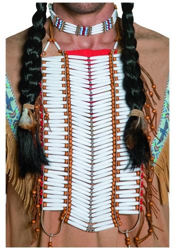 Native American Beaded Breastplate クリスマス ハロウィン コスプレ 衣装 仮装 小道具 おもしろい イベント パーティ ハロウィーン 学芸会