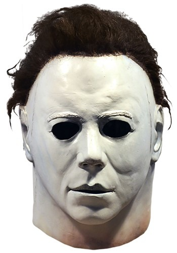 Michael Myers Halloween (1978) Full-Head マスク ハロウィン コスプレ 衣装 仮装 小道具 おもしろい イベント パーティ ハロウィーン 学芸会