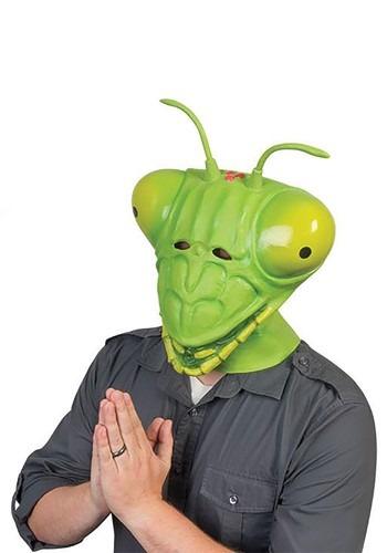 Praying Mantis マスク ハロウィン コスプレ 衣装 仮装 小道具 おもしろい イベント パーティ ハロウィーン 学芸会
