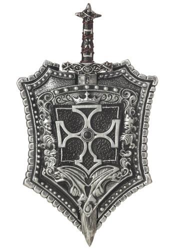 Crusader Shield and Sword クリスマス ハロウィン コスプレ 衣装 仮装 小道具 おもしろい イベント パーティ ハロウィーン 学芸会