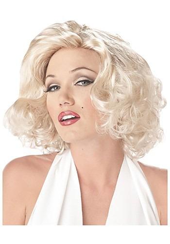 Marilyn ウィッグ クリスマス ハロウィン コスプレ 衣装 仮装 小道具 おもしろい イベント パーティ ハロウィーン 学芸会