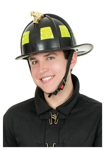 ブラック Fireman Helmet ハロウィン コスプレ 衣装 仮装 小道具 おもしろい イベント パーティ ハロウィーン 学芸会