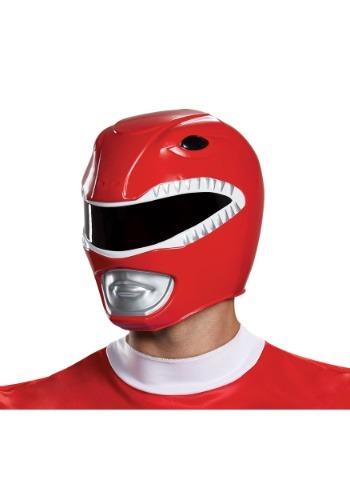 大人用 レッド Ranger Helmet クリスマス ハロウィン コスプレ 衣装 仮装 小道具 おもしろい イベント パーティ ハロウィーン 学芸会