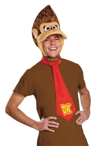 Donkey Kong 大人用 Kit ハロウィン コスプレ 衣装 仮装 小道具 おもしろい イベント パーティ ハロウィーン 学芸会