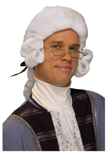 Mens Colonial ウィッグ クリスマス ハロウィン コスプレ 衣装 仮装 小道具 おもしろい イベント パーティ ハロウィーン 学芸会
