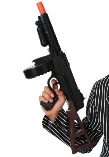 Toy Tommy Gun クリスマス ハロウィン コスプレ 衣装  仮装 小道具 おもしろい  イベント パーティ ハロウィーン 学芸会 学園祭 学芸会 ショー お遊戯会 二次会 忘年会 新年会 歓迎会 送迎会 出し物 余興 誕生日 発表会 バレンタイン ホワイトデー