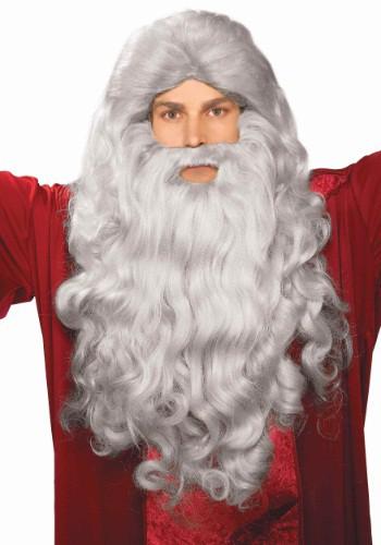 大人用 Moses ウィッグ And Beard ハロウィン コスプレ 衣装 仮装 小道具 おもしろい イベント パーティ ハロウィーン 学芸会