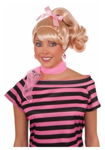1950年代 Cutie ウィッグ クリスマス ハロウィン コスプレ 衣装 仮装 小道具 おもしろい イベント パーティ ハロウィーン 学芸会