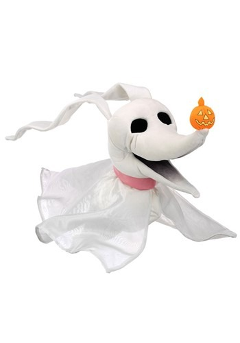 The ナイトメア Before Christmas Zero Puppet w/ Lights ハロウィン コスプレ 衣装 仮装 小道具 おもしろい イベント パーティ ハロウィーン 学芸会