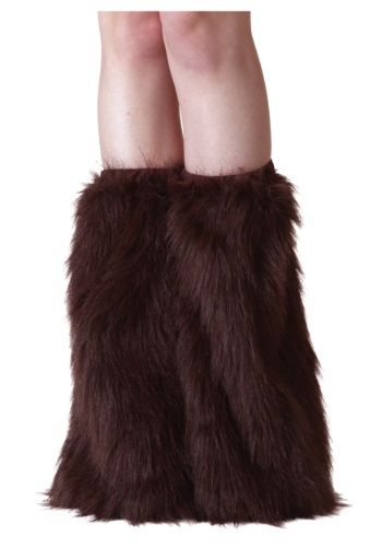 大人用 Brown Furry Boot Covers クリスマス ハロウィン コスプレ 衣装 仮装 小道具 おもしろい イベント パーティ ハロウィーン 学芸会