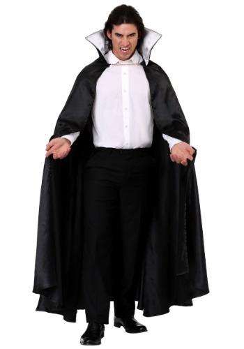 Adult's ブラック ヴァンパイア 吸血鬼 Cloak コスチューム クリスマス ハロウィン コスプレ 衣装 仮装 小道具 おもしろい イベント パーティ ハロウィーン 学芸会