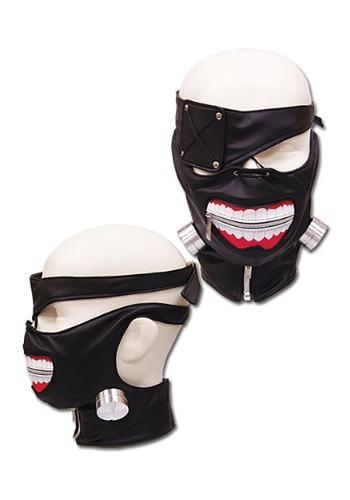 Tokyo Ghoul 大人用 マスク ハロウィン コスプレ 衣装 仮装 小道具 おもしろい イベント パーティ ハロウィーン 学芸会