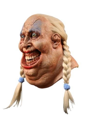 Fatty Hamskins Latex マスク ハロウィン コスプレ 衣装 仮装 小道具 おもしろい イベント パーティ ハロウィーン 学芸会
