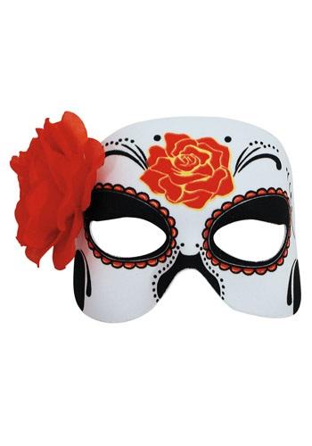 Womens Day of the Dead Half マスク クリスマス ハロウィン コスプレ 衣装 仮装 小道具 おもしろい イベント パーティ ハロウィーン 学芸会
