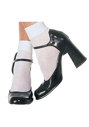ホワイト Ankle Socks クリスマス ハロウィン コスプレ 衣装 仮装 小道具 おもしろい イベント パーティ ハロウィーン 学芸会