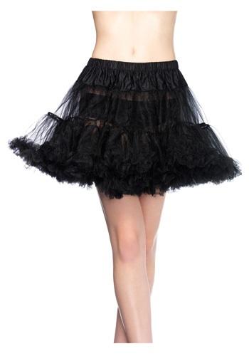 大きいサイズ ブラック Tulle Petticoat ハロウィン コスプレ 衣装 仮装 小道具 おもしろい イベント パーティ ハロウィーン 学芸会