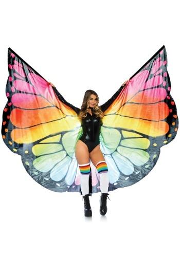 Rainbow Butterfly 羽 ハロウィン コスプレ 衣装 仮装 小道具 おもしろい イベント パーティ ハロウィーン 学芸会