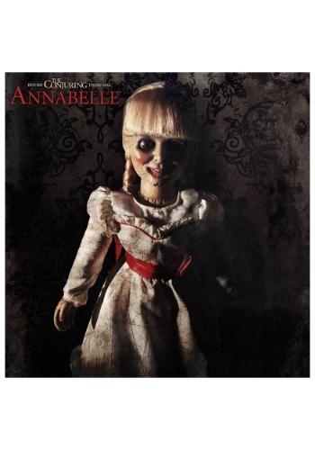 """Annabelle 18\"""" Prop Replica Doll ハロウィン コスプレ 衣装 仮装 小道具 おもしろい イベント パーティ ハロウィーン 学芸会"""