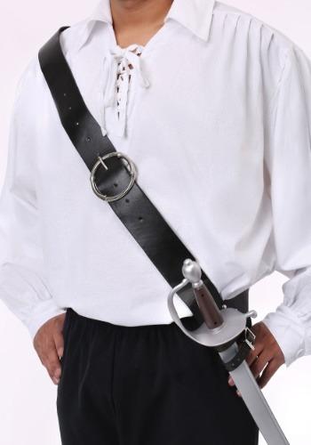 ブラック Shoulder Strap Sword Holder ハロウィン コスプレ 衣装 仮装 小道具 おもしろい イベント パーティ ハロウィーン 学芸会