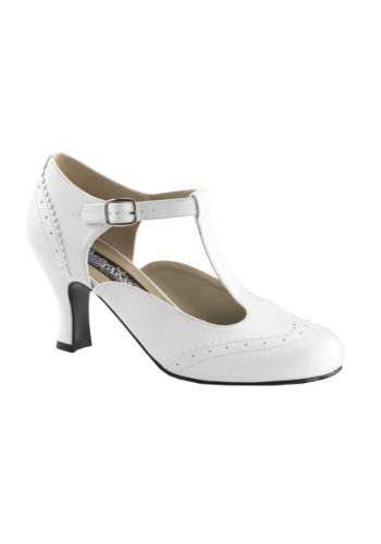 ホワイト フラッパー シューズ 靴 ハロウィン コスプレ 衣装 仮装 小道具 おもしろい イベント パーティ ハロウィーン 学芸会