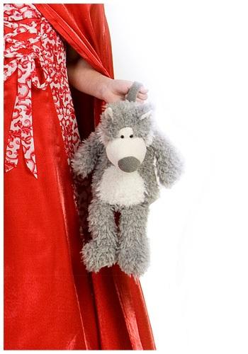 Big Bad Wolf Purse コスチューム クリスマス ハロウィン コスプレ 衣装 仮装 小道具 おもしろい イベント パーティ ハロウィーン 学芸会