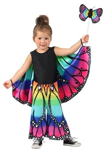 チャイルド Rainbow Butterfly Pants ハロウィン コスプレ 衣装 仮装 小道具 おもしろい イベント パーティ ハロウィーン 学芸会