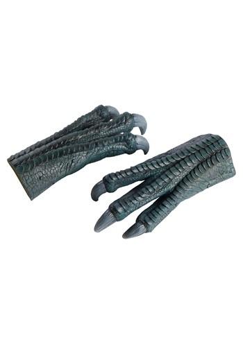 Jurassic World Blue Latex Hands for 大人用s ハロウィン コスプレ 衣装 仮装 小道具 おもしろい イベント パーティ ハロウィーン 学芸会
